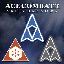 Bonus Emblem Set