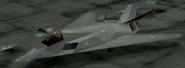 F-117A Erusian color Hangar