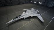X-02S Strike Wyvern Hangar