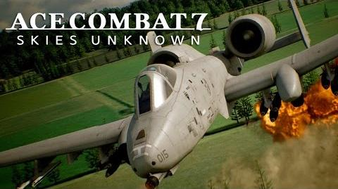 Ace Combat 7: Skies Unknown/Gallery