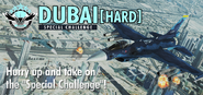 Dubai Hard OEL Challenge Banner