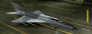 MiG-21bis Knight color hangar