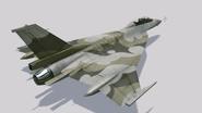 F-16XL Event Skin01 Hangar