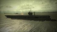 Estovakian South Sea Fleet Carrier