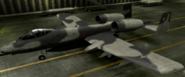 A-10A Soldier color hangar