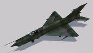 MiG-21bis Event Skin -01 Hangar