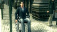 Shamrock Wheelchair AC6