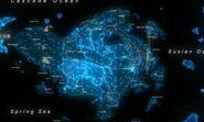 USEA AC3D Map