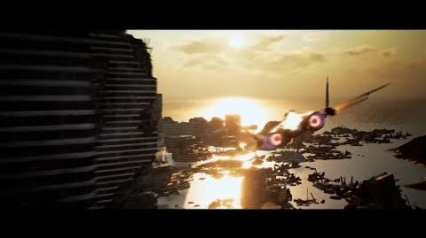 Ace Combat 7 Skies Unknown - TV Spot 30 Sec -