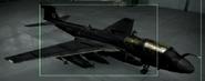 EA-6B Razgriz color Hangar