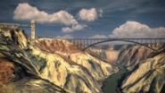 Ragno Fortress Bridge