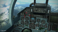 Su-33 AC6 Cockpit