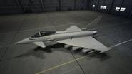 Typhoon AC7 Osea Hangar