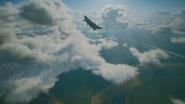 Distant Arsenal Bird over Chopinburg