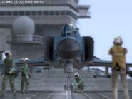 Air craft carrier fort grace