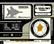 F-15SMT menu