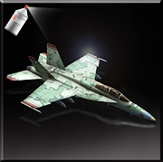 FA-18F Grun Skin Icon