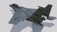 F-15E -TM- Hangar