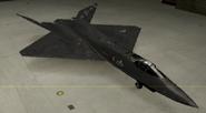 YF-23A Soldier color hangar