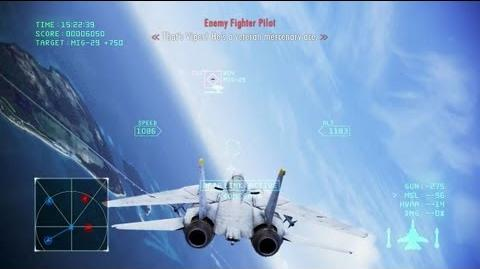 PS3「ACE COMBAT INFINITY」 Gameplay Great Migration