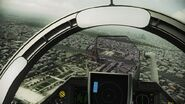 Rafale M cockpit