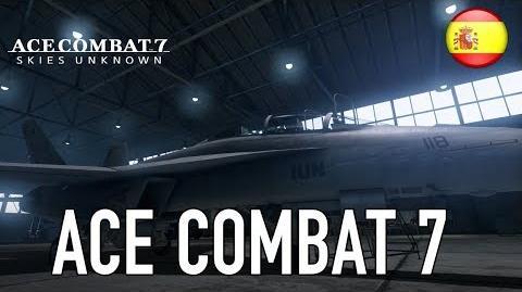 Ace Combat 7 Skies Unknown - VR Gameplay (Spanish)