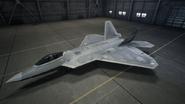 F22A AC7 Spare Hangar