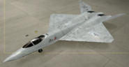 YF-23A Mercenary color hangar