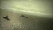 2nd Fleet Approaching Gracemeria