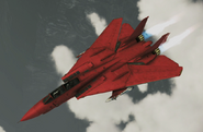 F-14D Event Skin -02 Flyby