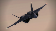 CFA-44 Flyby Shot 6