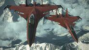 Su-33 -CRIMSON WING- Flyby 2