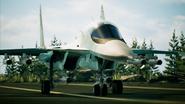 AC7 Su-34 Loading Screen Runway