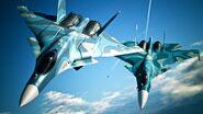 CFA-44 and Su-33 AC7