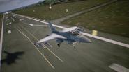 F-16C Takeoff