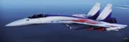 Su-33 AC Skin 01 Flyby