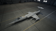 F-104C AC7 Color 1 Hangar
