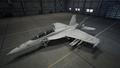 FA-18F AC7 Color 5 Hangar
