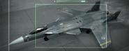 Su-47 Osea 2 color Hangar