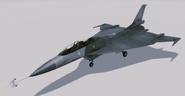F-16XL Hangar