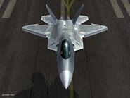 UAF F-22A