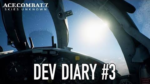 Ace Combat 7 Skies Unknown - PS4 XB1 PC - Dev Diary 3