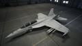 FA-18F AC7 Color 1 Hangar