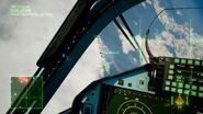 AC7 T-50 Cockpit Arsenal Bird