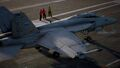 FA-18F Carrier Side