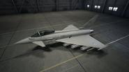 Typhoon AC7 Mage Hangar
