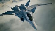 空戰奇兵7 未知天際 X-02S