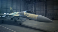 AC7 Su-35S Hangar