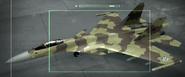 Su-37 Osea color Hangar