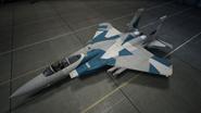 F-15C AC7 Color 3 Hangar